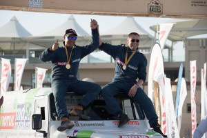 339 Matzker Amadeus - Palmer Lee, 2014 Abu Dhabi Desert Challenge-BY0R3159-Uwe Hevert
