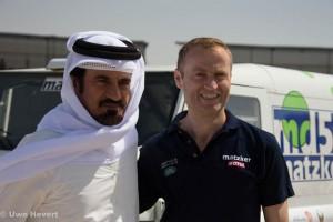 339 Matzker Amadeus - Palmer Lee, 2014 Abu Dhabi Desert Challenge, Mohammed, Prolog-BY0R0054-Uwe Hevert