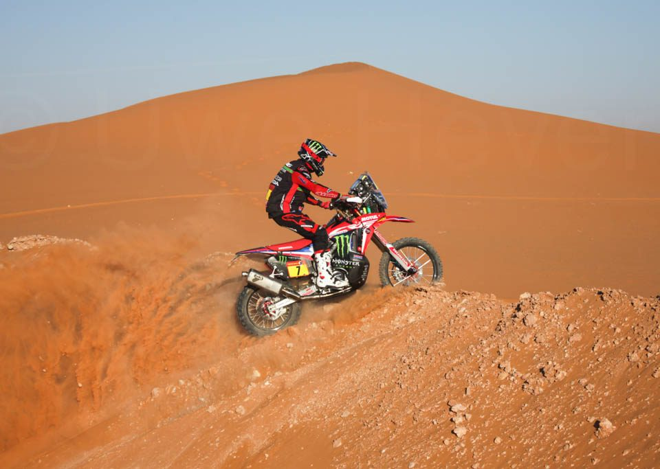 12. Etappe der Dakar 2020