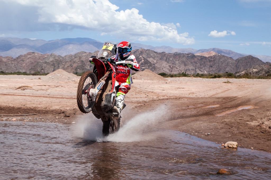 Motorrad Dakar