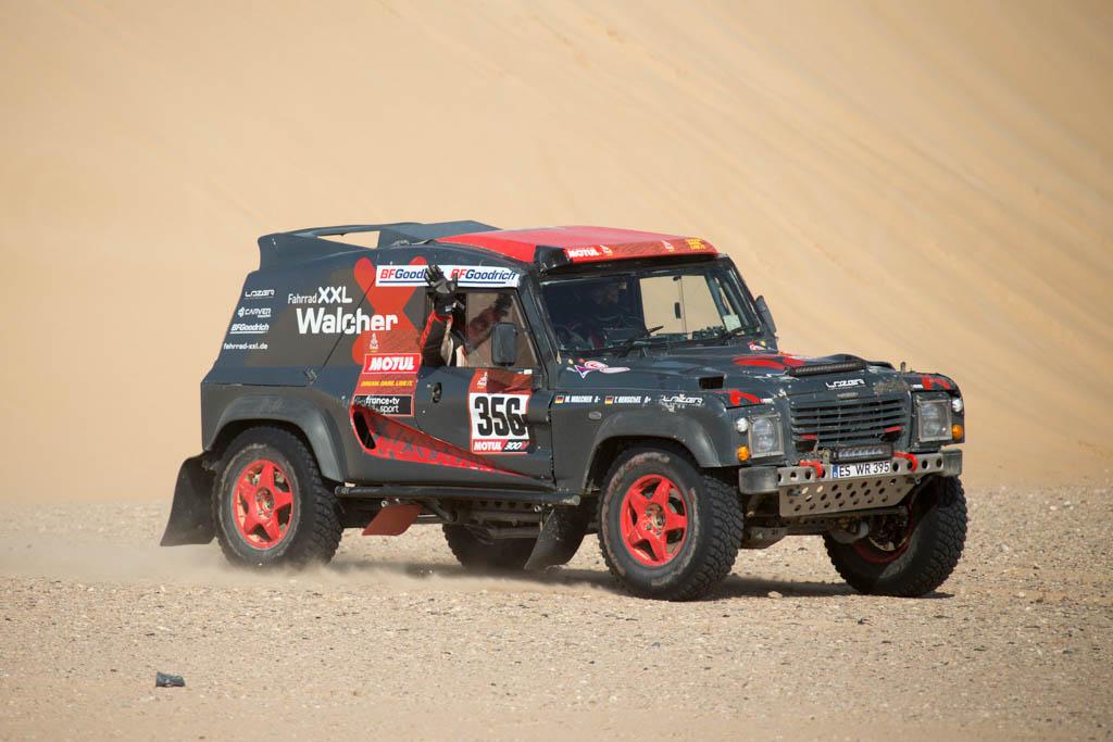 10. Etappe der Dakar 2020
