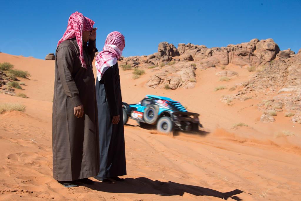 2020 Dakar Rallye, Etappe 3