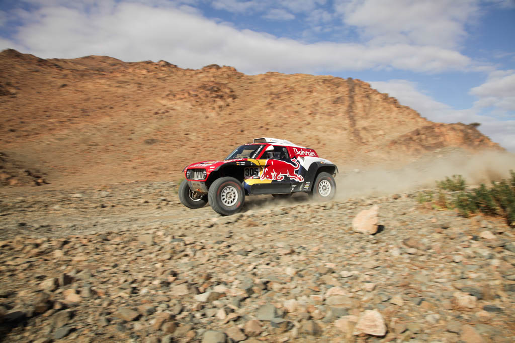 Dakar 2020 4. Etappe