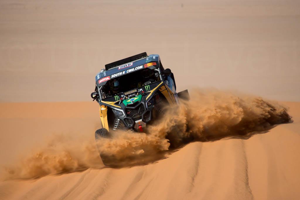 7. Etappe der Dakar 2020