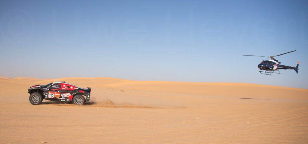 8. Etappe der Dakar 2020