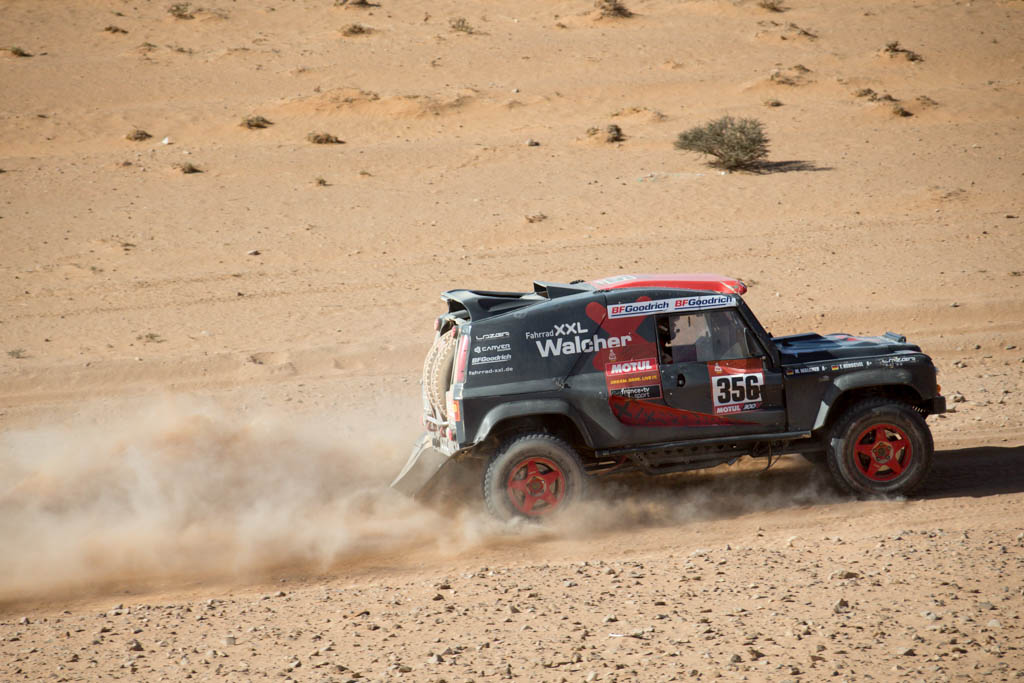 9. Etappe der Dakar 2020