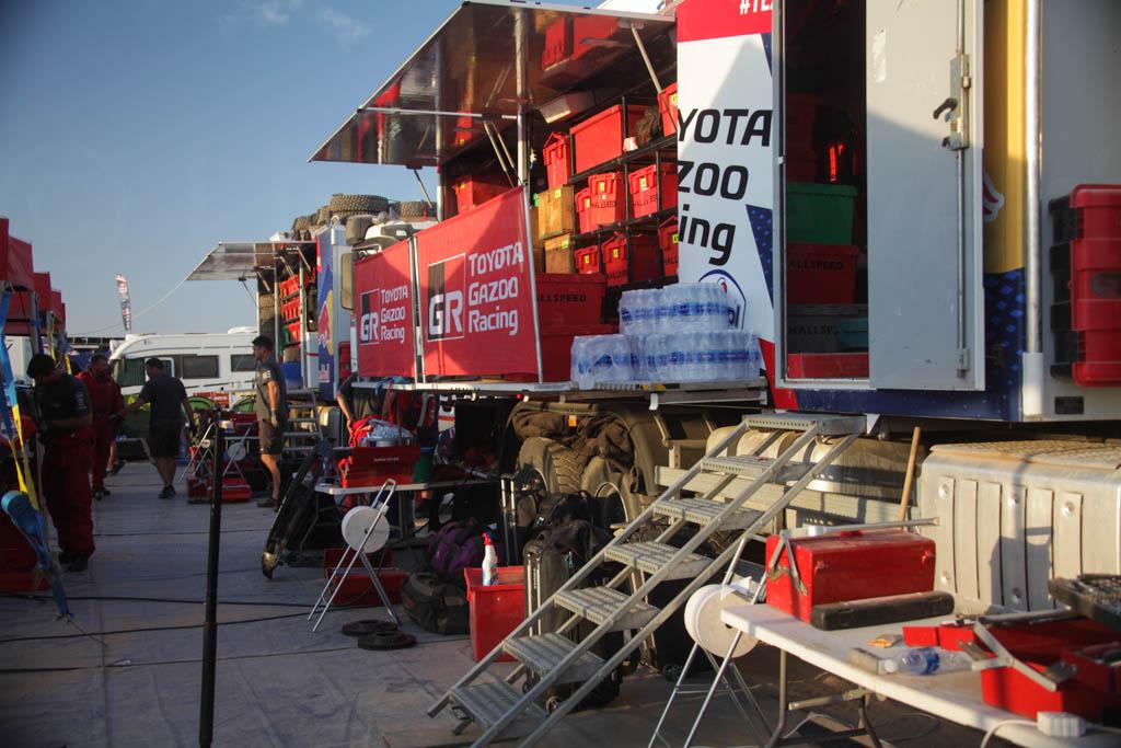11. Etappe der Dakar 2020