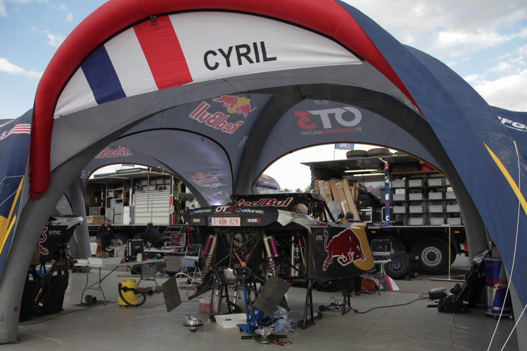 Ruhetag Dakar 2020